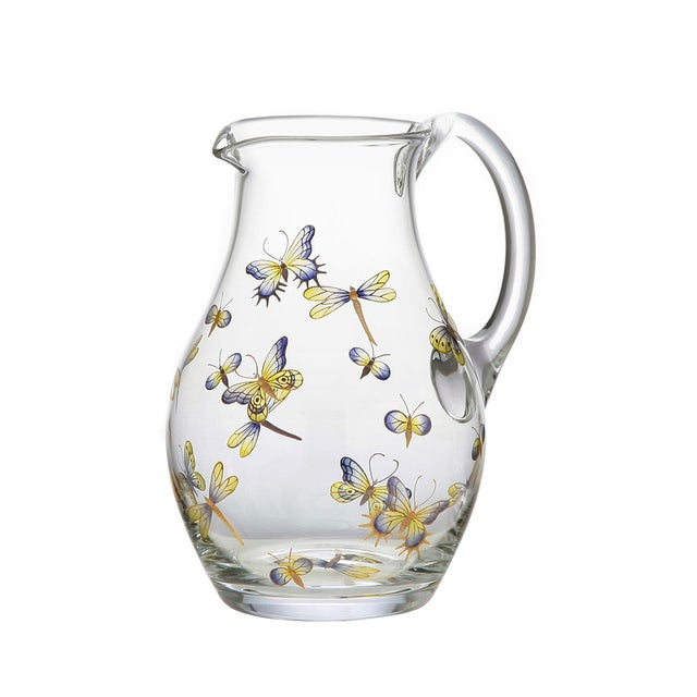 Contemporary ARTEL Fly Fusion Painted II Collection Jug For Sale - Image 3 of 3