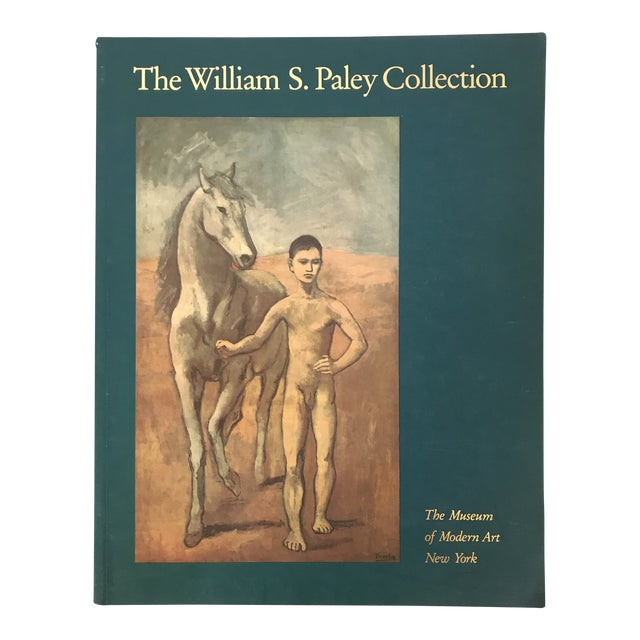 """1993 """"The William S. Paley Collection"""" First Edition Museum Art Book For Sale"""