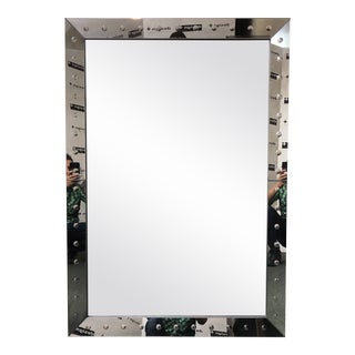Sutton House Wall Mirror by Bernhardt For Sale