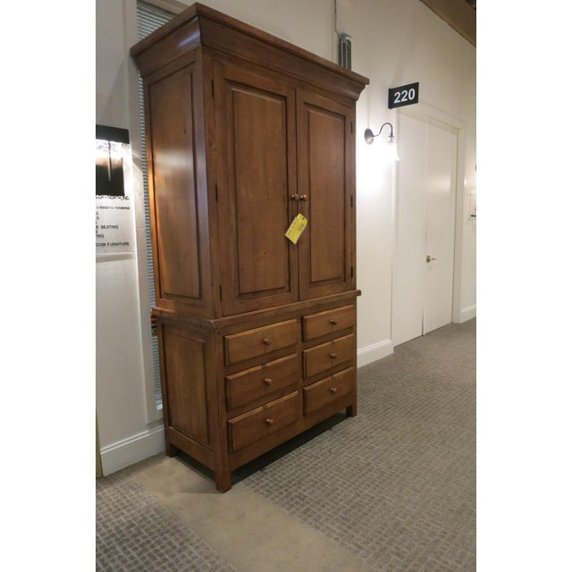 Classic American Armoire - Image 2 of 5