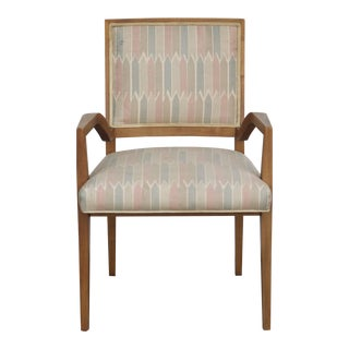 Set of Six Elegant Mid-Century Modern Armchairs and Chairs For Sale