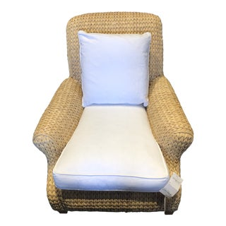 Ralph Lauren Hurley Club Chair For Sale