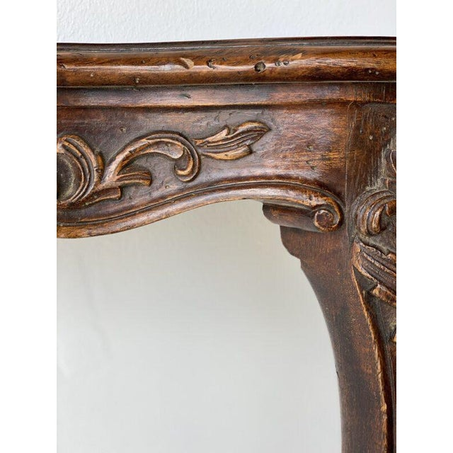 20th Century French Wall Console For Sale In West Palm - Image 6 of 7