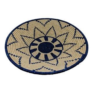 Large Woven Ugandan Basket