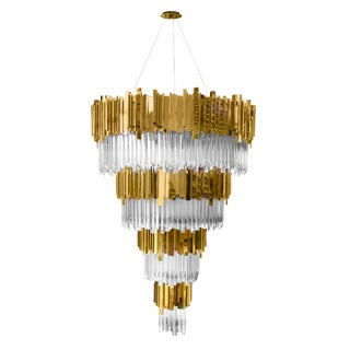 Empire Chandelier From Covet Paris For Sale