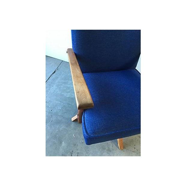 Mid-Century Rocker Swivel Chair - Image 6 of 8