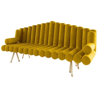 Customizable FLUTE SOFA For Sale