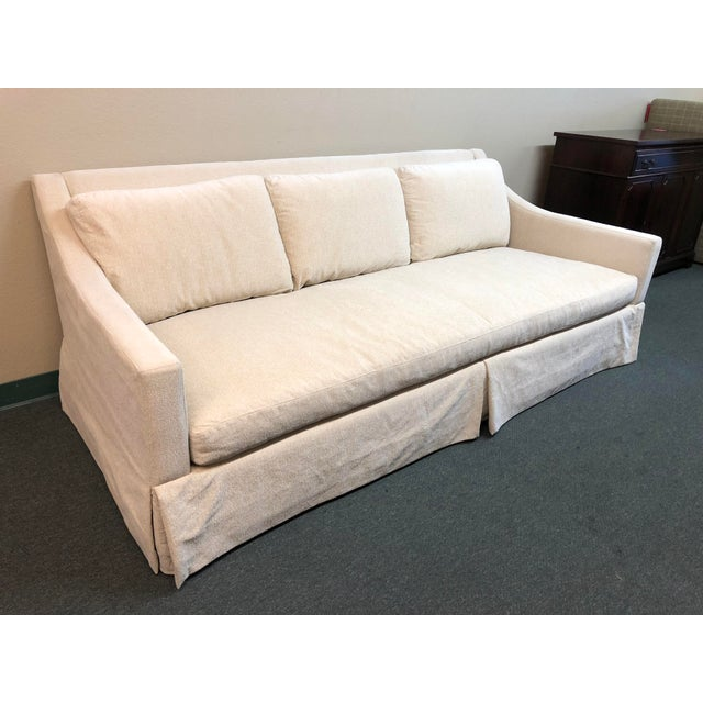 Contemporary Contemporary Bernhardt Interiors Albion Sofa For Sale - Image 3 of 13
