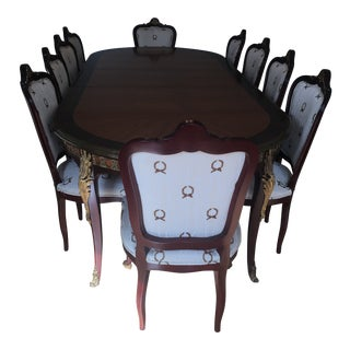High-End Dining Room Set