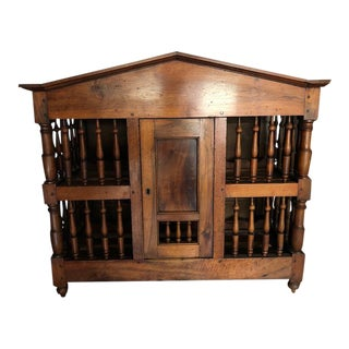 French Country Panettierre Wine Rack For Sale