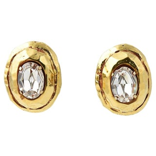 Kalinger Paris Statement Earrings For Sale