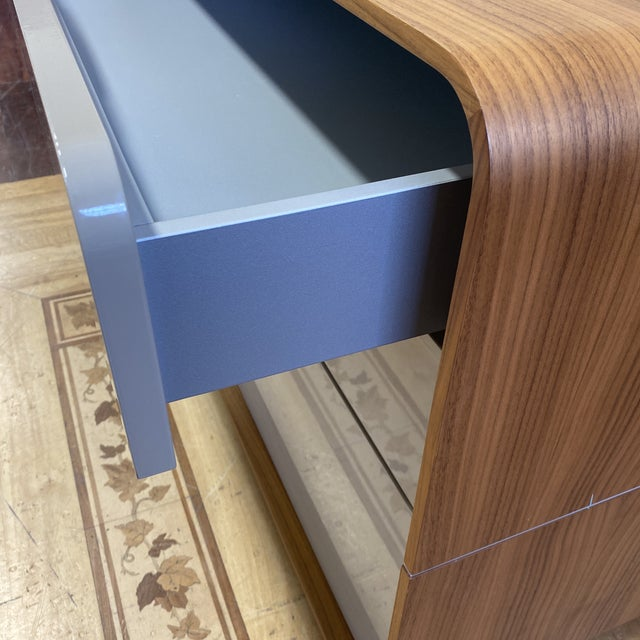 Ligne Roset Peter Maly Cemia 3 Drawer Dresser For Sale - Image 9 of 10