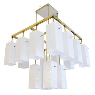 """ Manhattan "" Ceiling Light For Sale"