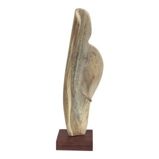 Alex Taller Abstract Bone Sculpture For Sale