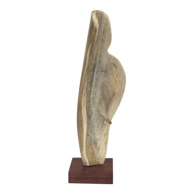 Alex Taller Abstract Bone Sculpture For Sale