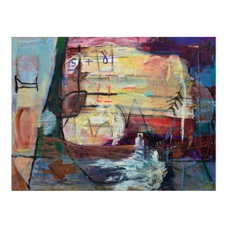 Artists Studio Abstract Expressionist For Sale