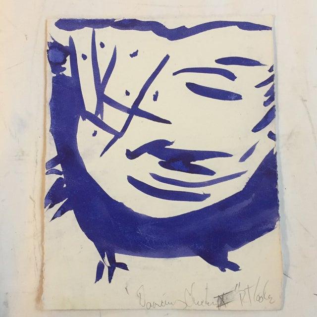"""Original Vintage Robert Cooke """"Dancing Chicken"""" - Image 5 of 5"""