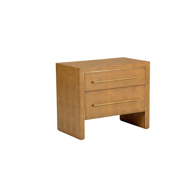 Wildwood Hudson Chest in Brown For Sale