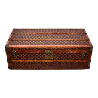 Louis Vuitton Cabin Trunk, Circa 1930's For Sale