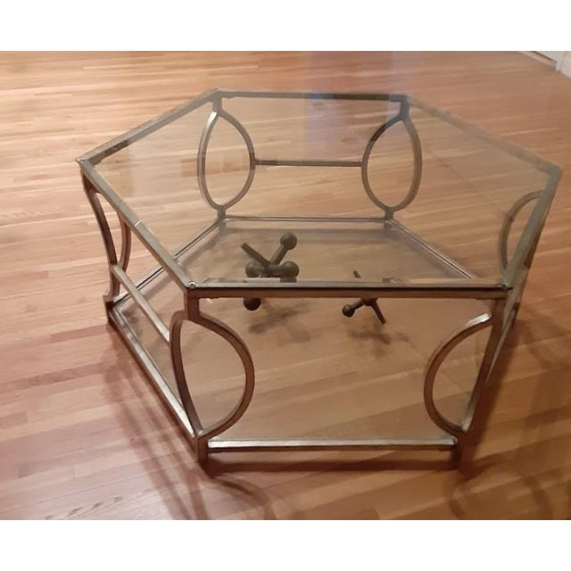 Geometric Coffee Table Chairish