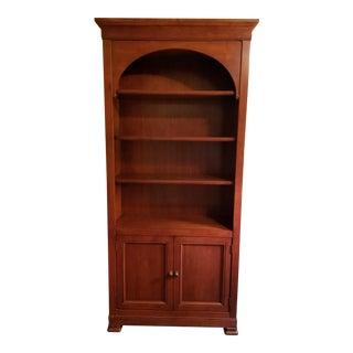 Sligh Cherry Wood Bookcase