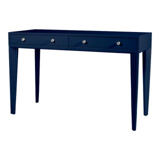 Barcelona Desk - Navy Blue For Sale