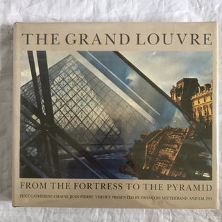 "1989 ""The Grand Louvre"" First Edition Museum Art Book Preview"