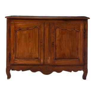 18th Century French Country Buffet For Sale