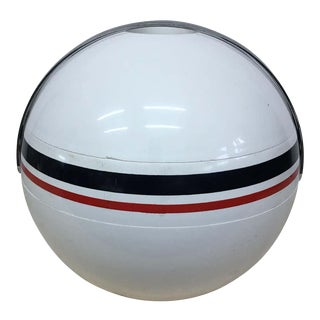 1970s Iconic Italian Space Age Paolo Tilche for Guzzini Ice Bucket For Sale