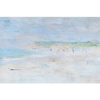 "Modern ""Montauk Dunes"" Beach Scene Photograph by Alyssa Peek For Sale"