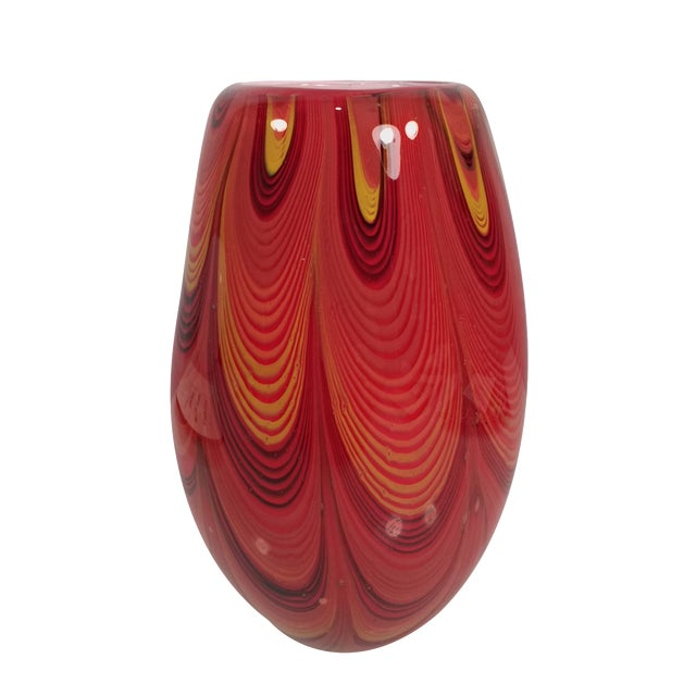 2008 Murano Art Glass Vase - Image 1 of 11