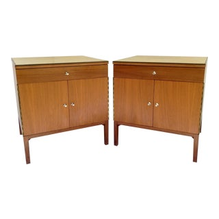 Paul McCobb for Calvin Nightstands -A Pair