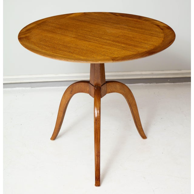 Edward Wormley for Dunbar End Table For Sale - Image 10 of 10