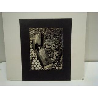 "Circa 1950 Vintage ""Perfume"" Black & White Photograph Preview"