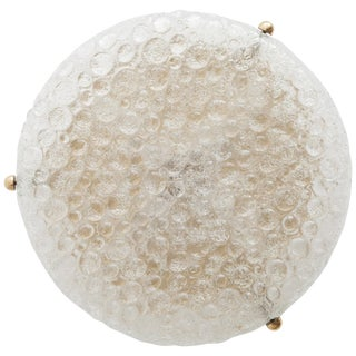 Bubble Light Fixture Designed by Hillebrand, 1970s, Germany For Sale