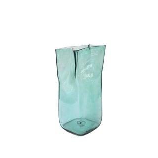 Blenko Paper Bag Vase