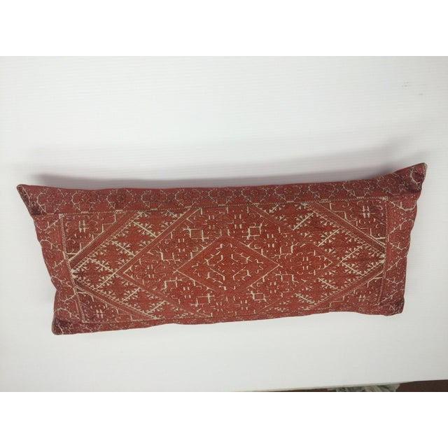 Amelia Dilk Embroidered Pillow - Image 2 of 3