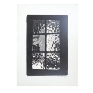 Old Stratford England Window Photograph For Sale