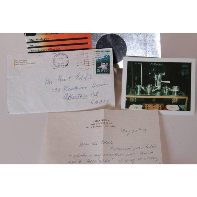 Art Deco KEM Weber the Moderne in Southern California, 1920-1941 Monograph with Ephemera For Sale - Image 3 of 11