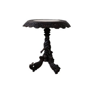 1900s Antique Anglo-Indian Table For Sale