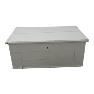 Swedish Wedding Chest For Sale