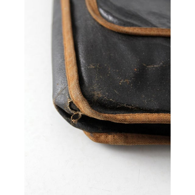 Antique American School Satchel For Sale - Image 9 of 10
