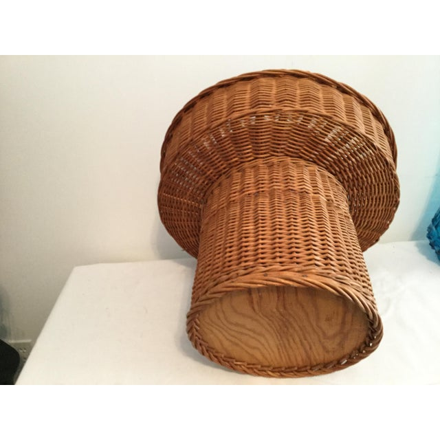 Basket With a Wooden Bottom For Sale In Columbia, SC - Image 6 of 12