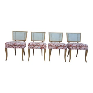 George Nelson Style Dining Chairs Set of - 4