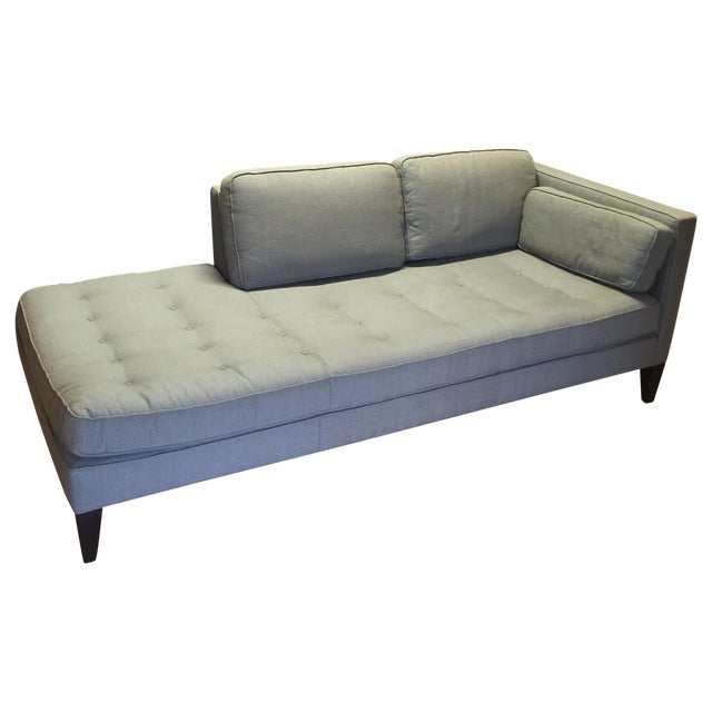 Room & Board Style Hutton Chaise For Sale