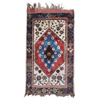 Karaman Woven Wool Rug For Sale