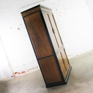 Large Chin Hua Entertainment Storage Armoire by Raymond K. Sobota for Century Furniture Preview