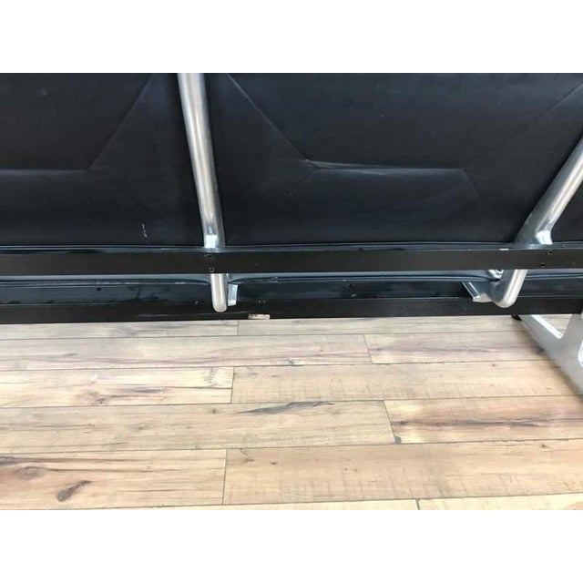 Charles & Ray Eames Tandem Sling Airport Bench - Image 7 of 13