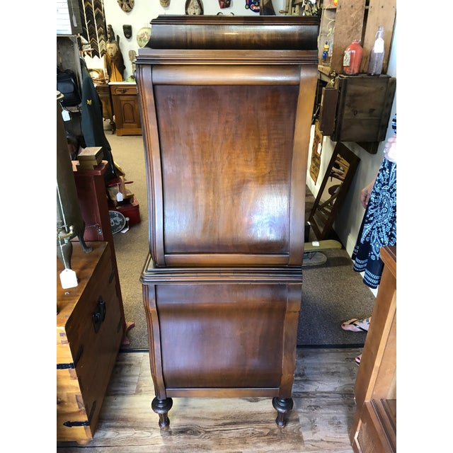 Art Deco 1930s Art Deco Chest With Drawers For Sale - Image 3 of 7