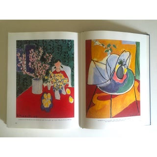 """ Matisse Retrospective "" Rare 1990 Iconic Oversized Volume Collector's Hardcover Art Book Preview"